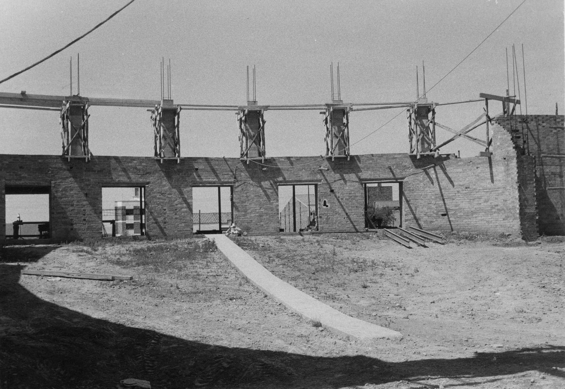 1967-Teatre en construcció