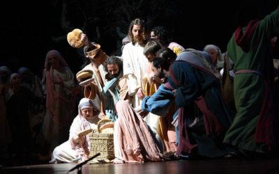 La Passió d'Esparreguera es suma al programa Apropa Cultura