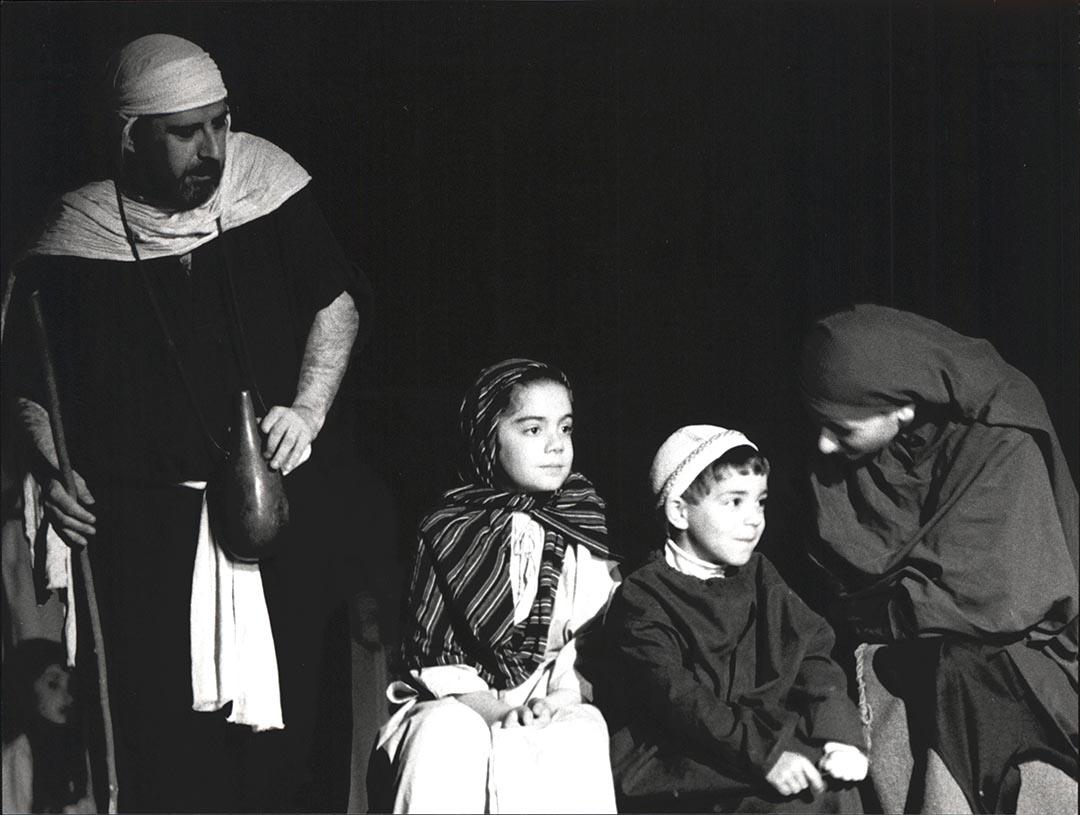 Escena Jesús Pans i Peixos ES-0039