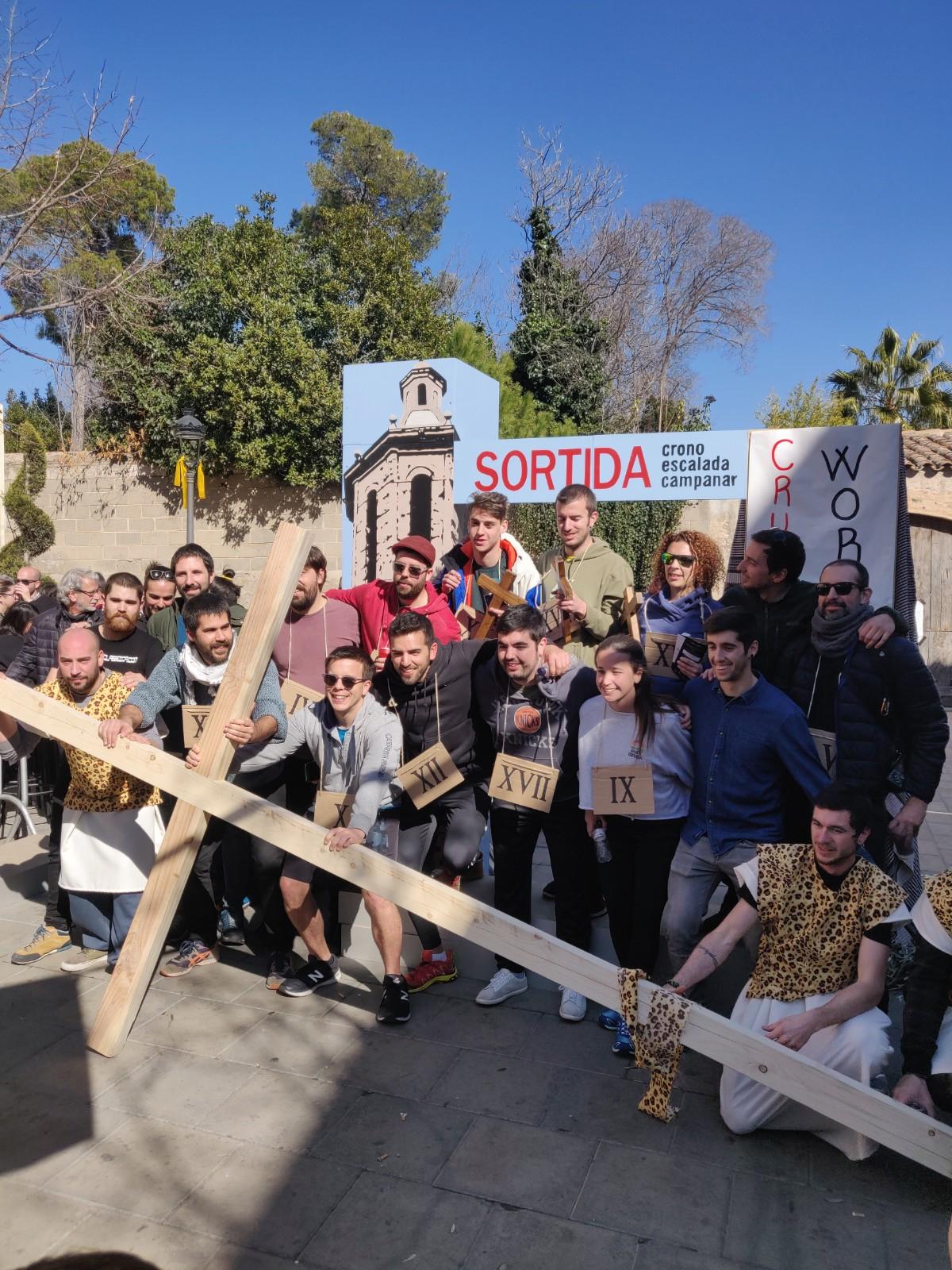 Crucificades World Race