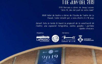 Jornada de Portes Obertes a La Passió d'Esparreguera