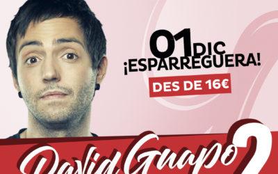 David Guapo torna a La Passió d'Esparreguera