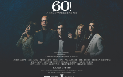 """60! La Festa d'aniversari del pare"" dirigida per Jaume Rovira"