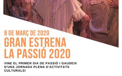 Gran estrena La Passió 2020