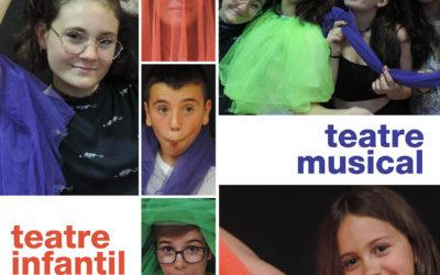 L'Escola de Teatre es prepara pel nou curs escolar