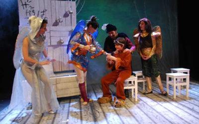 Teatre musical familiar amb la Nit de Reis, de La Roda Produccions