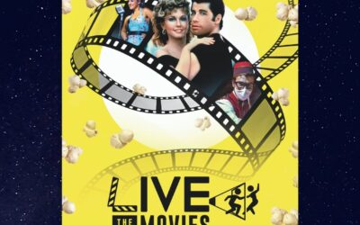 24 d'abril | Live the movies: Grease