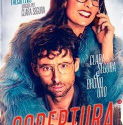 """8 de maig  """"Cobertura"""" amb Clara Segura i Bruno Oro"""