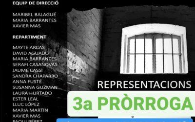 """9 DE MAIG  """"Presas"""" dirigida per Maribel Balagué"""